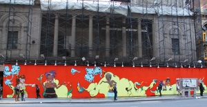 Sofia Maldonado - Times Square Mural