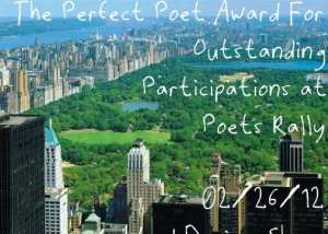 Hyde Park - The Perfect Award Winning Poets of Week 62