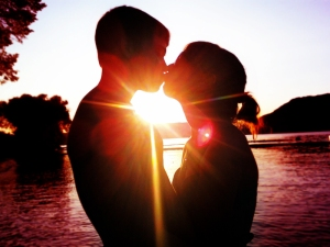 summer kiss