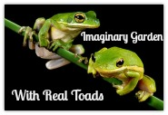 Imaginary Garden With Real Toads logo