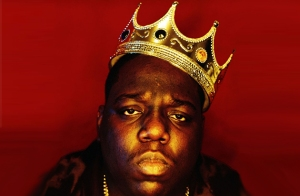 The Notorious B.I.G. – shot by Barron Claiborne for Rolling Stone magazine