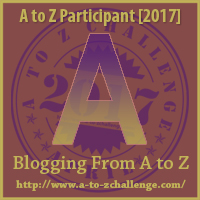 A to Z Challenge - A