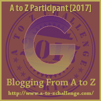 A to Z Challenge - G