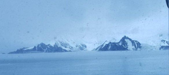 Antarctica  - Gerschalt Strait