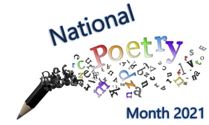 National Poetry 2021 graphic